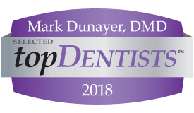 Top Dentist 2018 Mark Dunayer DMD