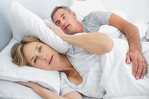 A sleep dentist can help with sleep apnea, snoring, and more
