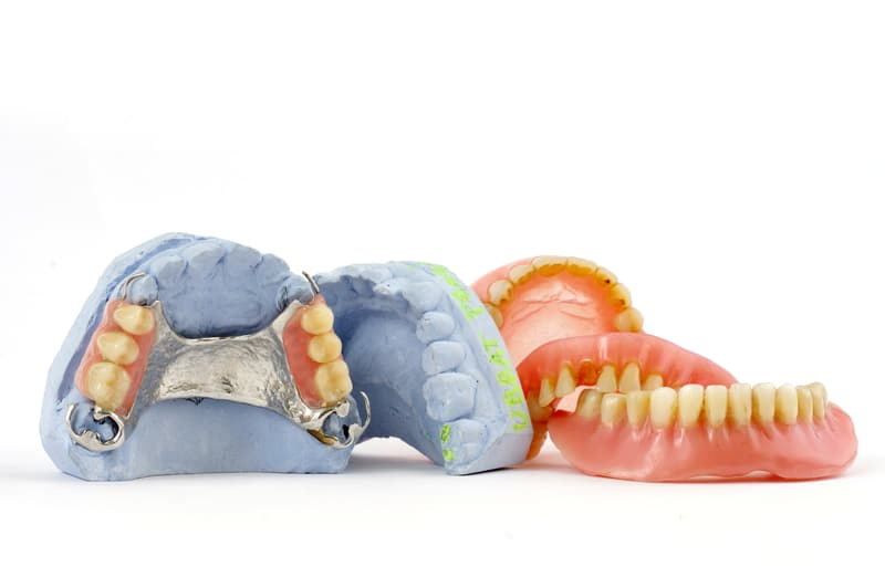 Partial dentures in Rockland County