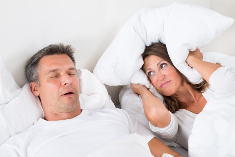 Family members can help identify sleep apnea
