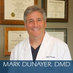 cosmetic dentist, Dr. Mark Dunayer